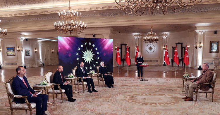 Son dakika! Başkan Erdoğan'dan canlı yayında önemli açıklamalar: 552 vatandaşımızı Afganistan'dan tahliye ettik