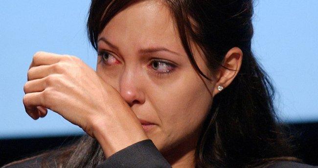 Angelina Jolie ve Brad Pitt'in boşanma dosyası basına sızdı!
