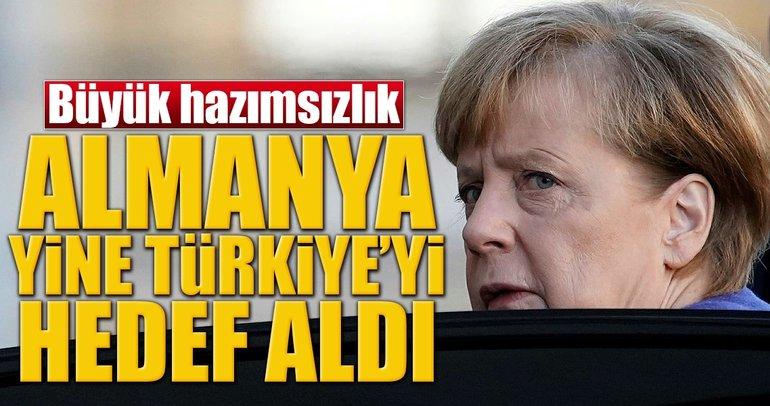 Almanya'nın Türkiye hazımsızlığı!