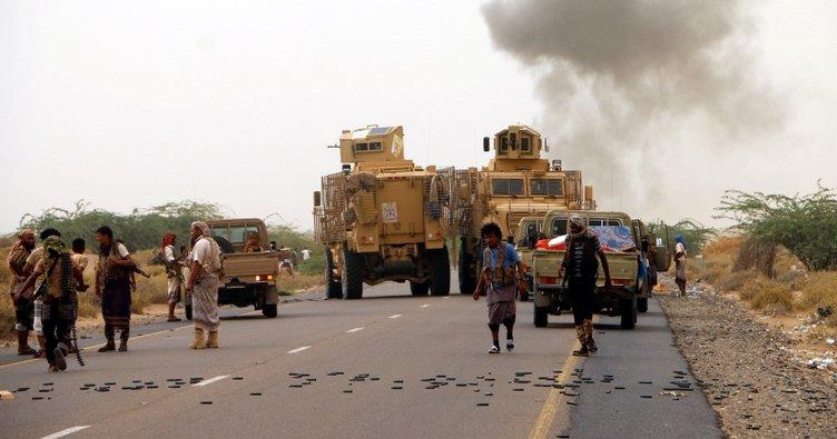 Yemen'de 4 BAE askeri öldü
