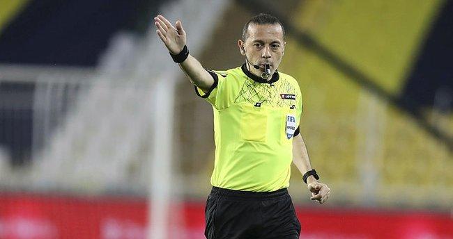 Son dakika: Fenerbahçe-Trabzonspor maçını Cüneyt Çakır yönetecek