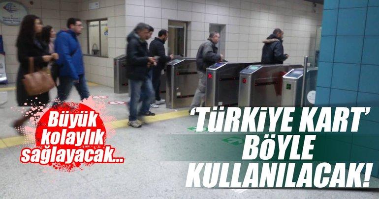 Türkiye Kartta lansman tamam, sıra anlaşmalarda