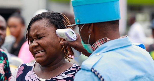 Nijerya'da corona vaka sayısı 29 bini aştı