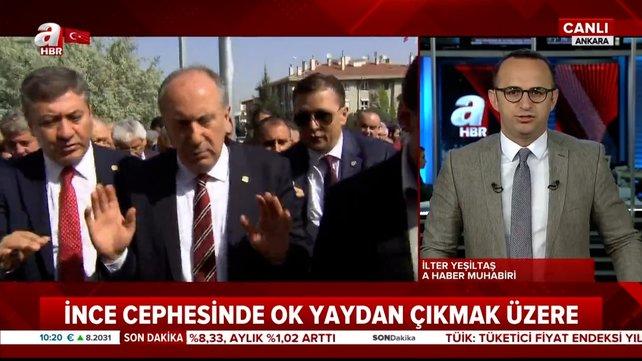 Son Dakika Haberi: CHP'li Muharrem İnce cephesinde ok yaydan çıktı! Muharrem İnce yeni partiyi ne zaman açıklayacak? | Video