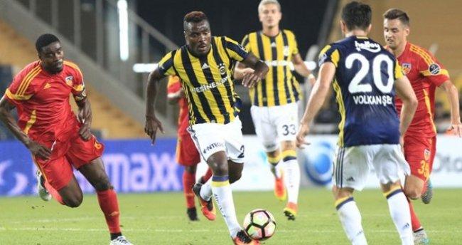 Fenerbahçe taraftarı önünde galibiyet peşinde