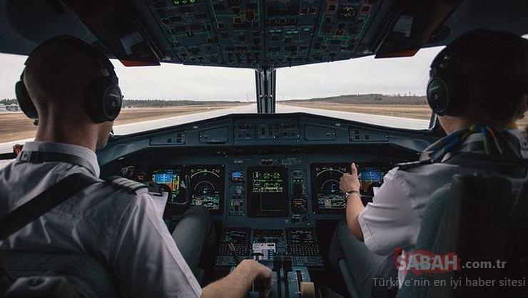 Nasıl pilot olunur? Aylık maaşları 60 bin lirayı buluyor!