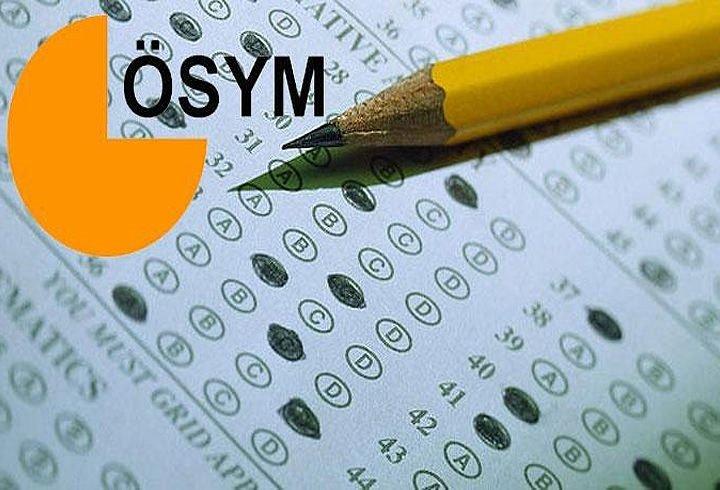 Sınav yerleri bugün belli oluyor!