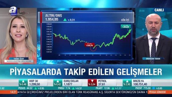Tuğba Özay: Biden zaferi ön plana çıktıkça altın ETF'lerine talep arttı