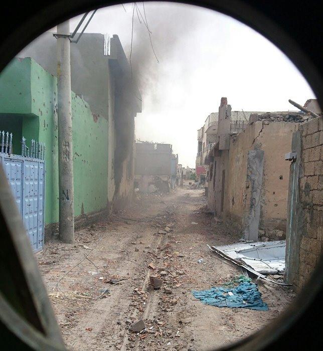 Nusaybin'de PKK'lılar sıkıştırıldı!