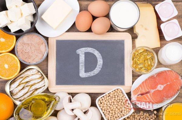 D vitamini eksikliği bakın neye sebep oluyor! İşte D vitamini eksikliğinin önemli belirtileri