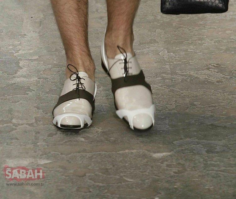 Çorapsız ayakkabı giyiyorsanız dikkat!