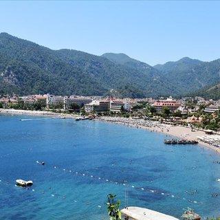 Antalya'ya 6 milyon 914 bin 909 turist geldi