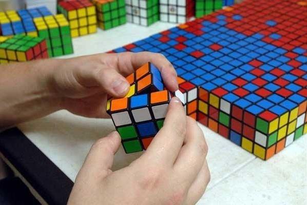 Rubik Küpü'nün 40. Yılı