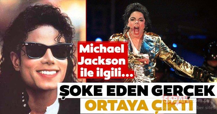 Michael Jackson ile ilgili şoke eden gerçek ortaya çıktı! İşte ölümünün 10.yıl dönümünde Michael Jackson ile ilgili o gerçek...
