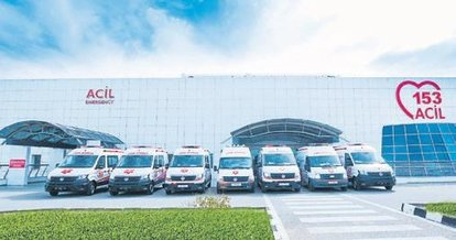 Acil servis filosuna 3 yeni ambulans daha eklendi