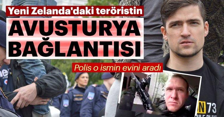 Yeni Zelanda'daki teröristin Avusturya bağlantısı araştırılıyor