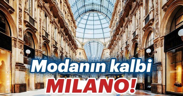 Modanın kalbi Milano!