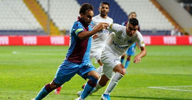 Maçın röntgeni: Kasımpaşa 1-1 Trabzonspor