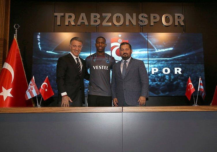 Trabzonspor'da Daniel Sturridge imzayı attı