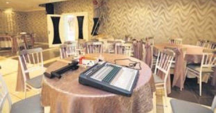 Yenimahalle'ye 5 yıldızlı düğün salonu geliyor