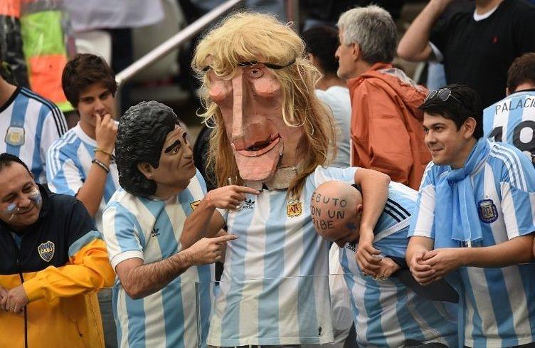 Arjantin'den Brezilya'ya gönderme
