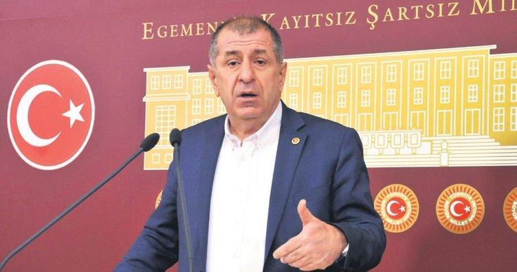 Özdağ'ın ihracına mahkemeden iptal