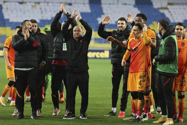 SON DAKİKA - Derbide kazanan Galatasaray! Yeni transfer Mostafa Mohamed galibiyeti getirdi...