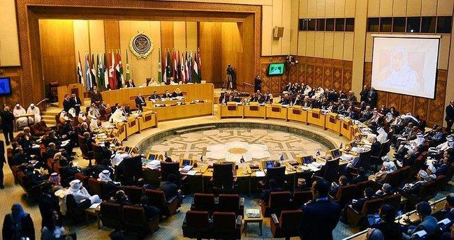 İsrail'in skandal kararına Arap Birliği'nden kınama!