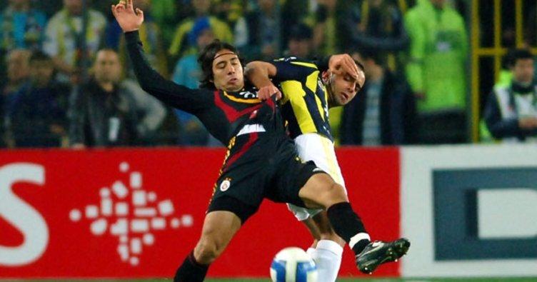 Galatasaray, Kadıköy'de 13 dakika galip oynadı