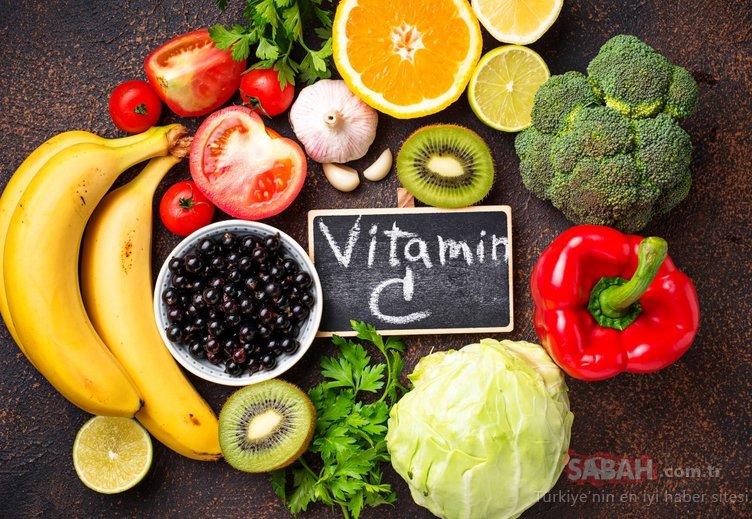 Corona virüs tedavisinde yüksek dozda C vitamini kullanılıyor