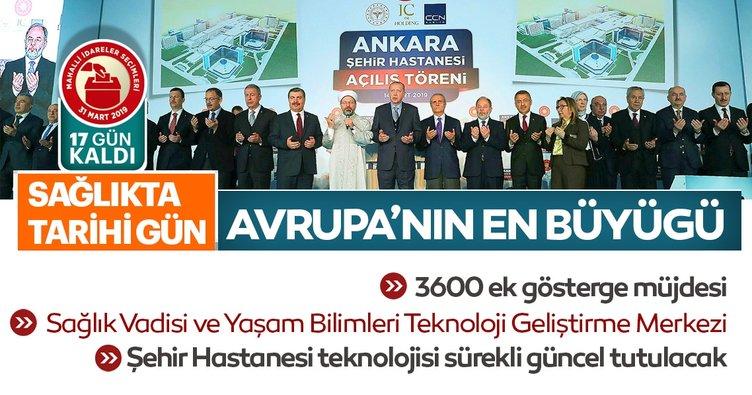 Başkan Erdoğan'dan Ankara'da önemli açıklamalar