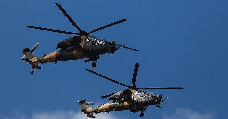 Atak helikopteri yeni yeteneklere kavuşuyor