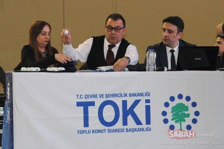 CANLI | Ankara Çubuk ve Ağrı TOKİ kura çekilişi sonuçları açıklanıyor: TOKİ Ağrı ve Ankara kurası isim listesi...