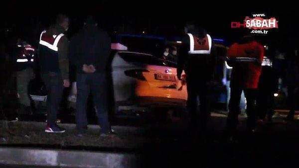 Son dakika! Malatya'da feci kaza: 3 ölü 1 yaralı | Video