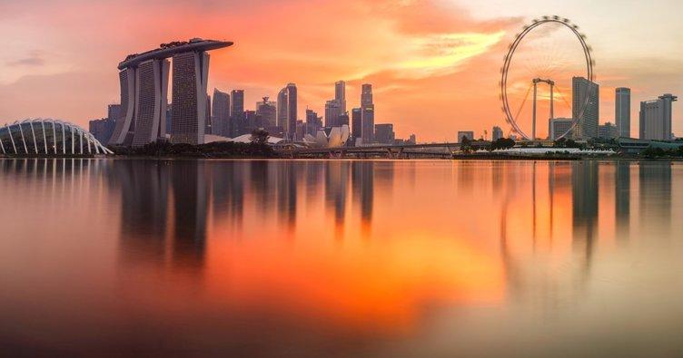 Asya'da bir ada ülkesi: Singapur! İşte gezilecek yerler
