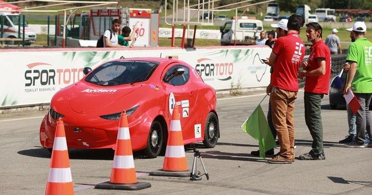 TÜBİTAK Alternatif Enerjili Araç Yarışları'nın galibi belli oldu