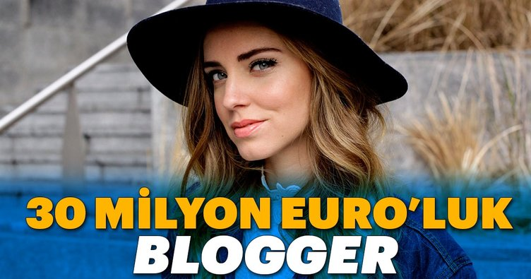 30 milyon Euro'luk blogger