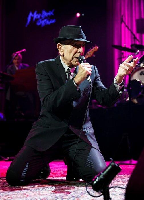 Leonard Cohen'in ölüm sebebi açıklandı