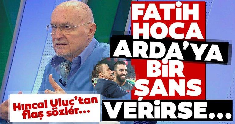 Hıncal Uluç'tan gündem yaratacak Arda Turan - Fatih Terim yazısı