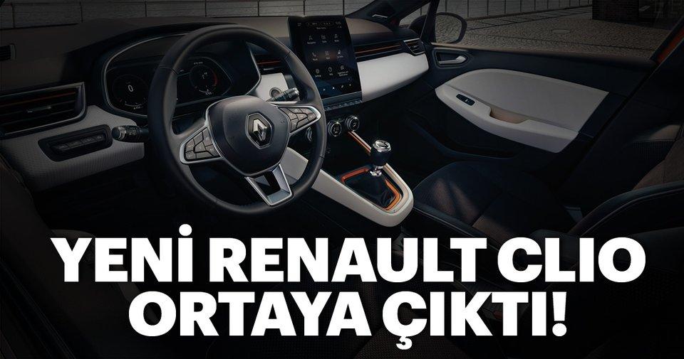 Yeni Renault Clio Nun Ic Mekani Ortaya Cikti 2020 Renault Clio Nun Ici