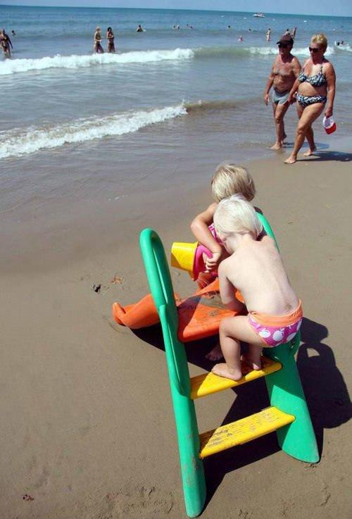 Antalya'da yaz mevsimi bitmiyor