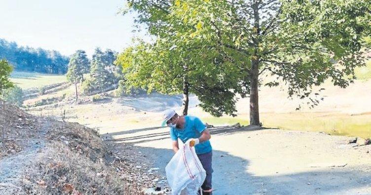 Toroslar'da piknik ve mesire alanları düzenli olarak temizleniyor
