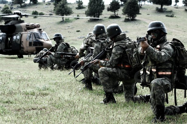 Dünyanın en güçlü 35 ordusu