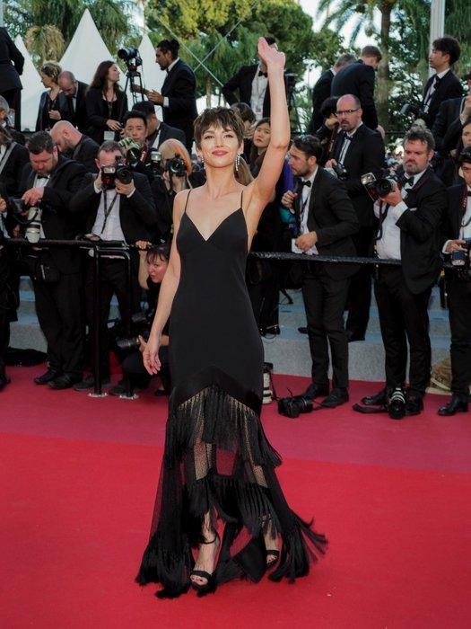 Dünyaca ünlü dizinin yıldızı Cannes Film Festivali'nde!