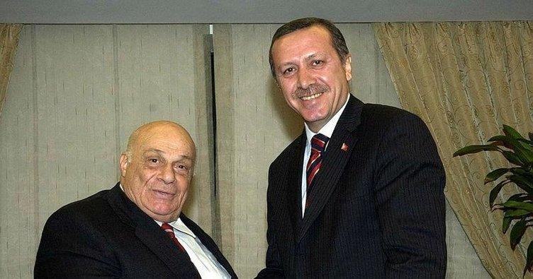 Başkan Erdoğan, KKTC'nin Kurucu Cumhurbaşkanı Rauf Denktaş'ı unutmadı