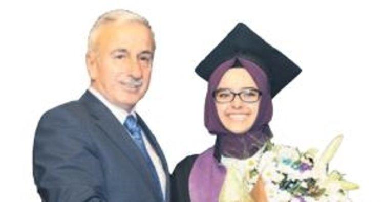 ERÜ'den 102 diş hekimi mezun oldu
