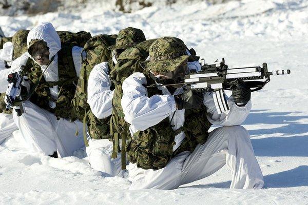 -20 derecede savaş hazırlığı