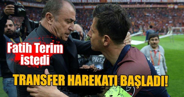 Fatih Terim'den yönetime transfer talebi