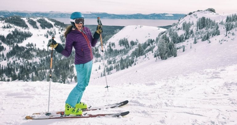 Kayak tatili için kıyafet listesi...