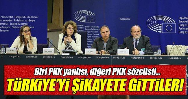 PKK yanlısı AP ile PKK sözcüsü HDP'den ortak basın toplantısı!